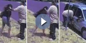 Mulher é vítima de sequestro relâmpago