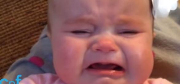 Colicky babies can be a major problem for parents (Image source: YouTube/Poke My Heart