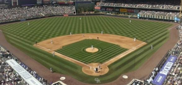 Coors Field in Denver (Wikimedia Commons - wikimedia.org)