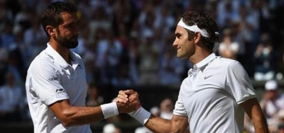 Federer-Cilic finale Wimbledon 2017