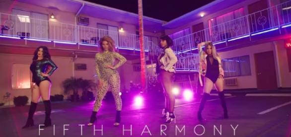 Fifth Harmony - Down ft. Gucci Mane Image credit - FifthHarmonyVEVO | Youtube