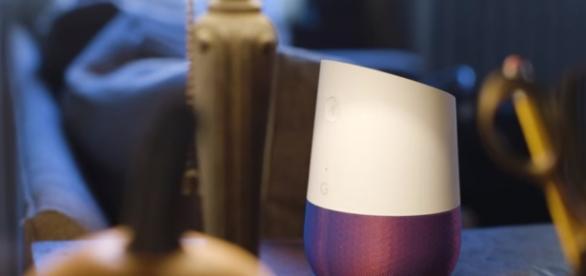 Google Home-The Verge/Youtube Screenshot
