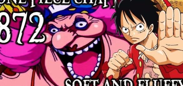 One Piece Chapter 872 Review: Soft and Fluffy - Image - GrandLineReview - YouTube