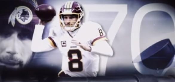 Washington Redskins rumors: Kirk Cousins open to long-term deal - youtube screen capture / NFL