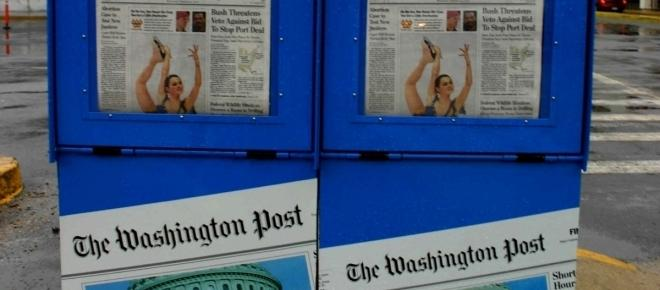 White House aides used 'fake news' Washington Post to attack Budget Office