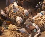 Doomfist from Blizzard's 'Overwatch'. Source: Permission provided by Blizzard to use press kit