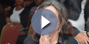 Atriz Rosamaria Murtinho defende Sérgio Moro em avião (Foto: Reprodução)