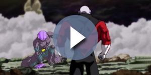 Hit se enfrenta al poderoso Jiren