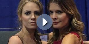 'General Hospital' Chloe Lanier and Michelle Stafford - mother daugther reveal? (Image via Facebook Chloe Lanier Fans)