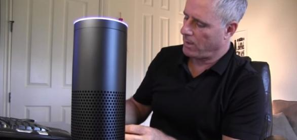Amazon Echo - Alexa Setup & Training - Image -Tom Hall | YouTube