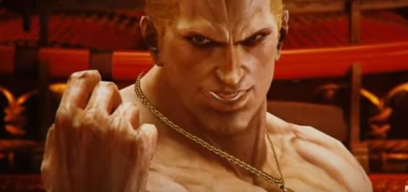 "Bandai Namco reveales Geese Howard as the new ""Tekken 7"" DLC character (YouTube/Bandai Namco Entertainment America)"