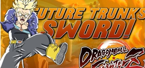 FUTURE TRUNKS PLAYABLE | DRAGONBALL FIGHTERZ | UM Tyrant/YouTube