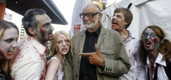 George Romero, addio al creatore degli 'Zombie Movies'