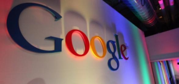 Google Logo in Building43 | Mage credit- Robert Scoble | Flickr