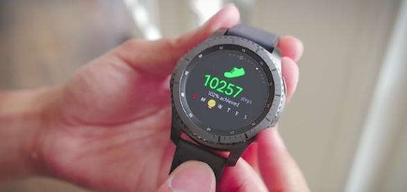 Samsung Gear S3 First Look Android Authority/Youtube