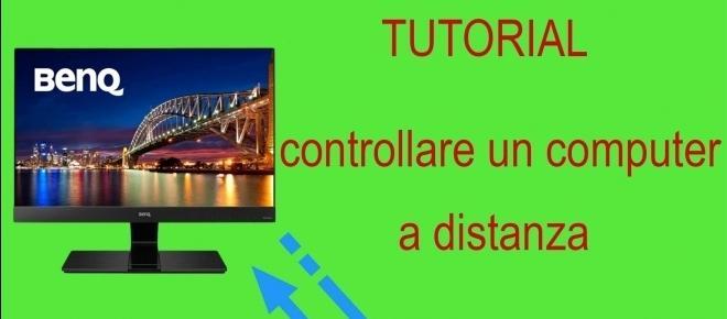Come fare un controllo remoto del PC