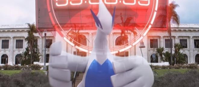Niantic annuncia l'arrivo dei pokémon leggendari su pokemon go