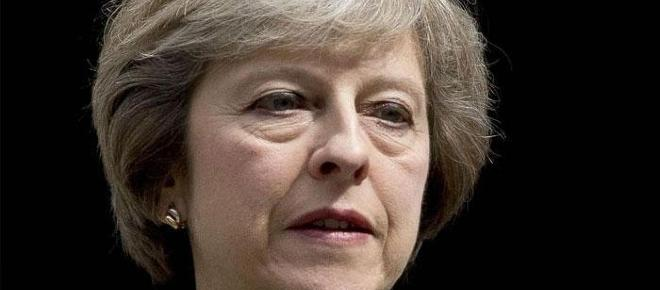 Prime Minister May beset with all kinds of problems