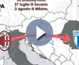 Craiova-Milan senza ospiti? ... - archistadia.it