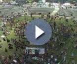 Showmício de Lula decepciona organizadores