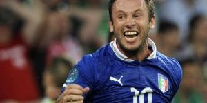Antonio Cassano Hellas Verona ritiro - tuttobolognaweb.it