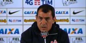 Fábio Carille planeja ter mais um reforço em seu elenco (Foto: Reprodução)