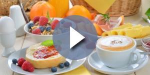 Una colazione abbondante ha effetti positivi per l'indice di massa corporea