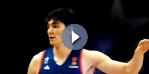 Cedi Osman officially signs with the Cleveland Cavaliers. Image Credit: İNR İS BACK / YouTube