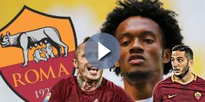 clamorosa possibilità scambio Roma Juventus