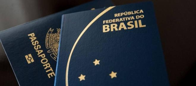 Confecção de passaportes será retomada nesta segunda-feira (24)
