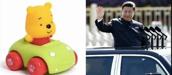Winnie the Pooh arouses the wrath of censors in China