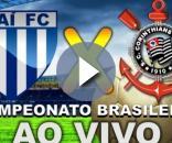 Avaí e Corinthians se enfrentam na noite desta quarta-feira (19) pelo Brasileirão
