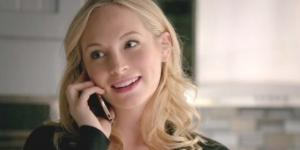 Caroline de 'The Vampire Diaries' vai aparecer na estreia da T5 de The Originals. (Foto: CW/Screencap)