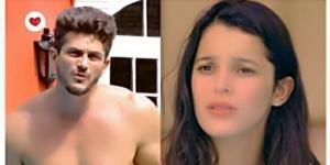 Casal que protagonizou o BBB17 Marcos e Emilly deixou saudades. ( Foto: Reprodução)