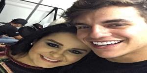 Maraísa e o ex-BBB Antonio Rafaski (Foto: Reprodução)
