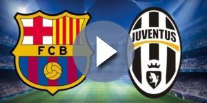 Amichevole Juventus-Barcellona sabato 22 luglio 2017