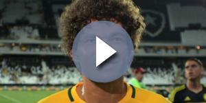 Camilo - jogador do Internacional