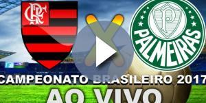 Flamengo e Palmeiras jogam nesta quarta-feira (19), pelo Brasileirão, acompanhe ao vivo (Foto: Reprodução)
