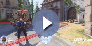 'Overwatch': spotted unfamiliar weapons sparks speculations of weapon skins(PlayOverwatch/YouTube Screenshot)