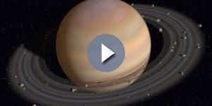 Alieni tra gli anelli di Saturno?