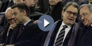 Qué le dijo Florentino Pérez a Bartomeu sobre la final de la Copa ... - defensacentral.com