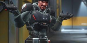 "Reaper from Blizzard's ""Overwatch""'. Image Credit: Blizzard Entertainment"