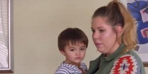 Teen Mom 2 star Kailyn Lowry. (Image via YouTube screengrab)