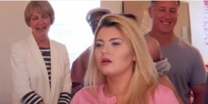 Teen Mom OG star Amber Portwood. (Image via YouTube screengrab)