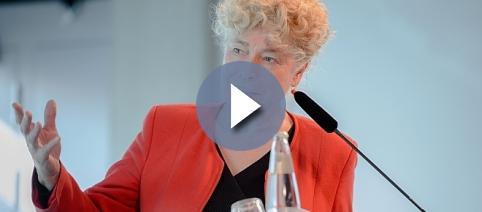Gisene Schwan - specjalistka Angeli Merkel do spraw polskich (Heinrich-B#ll-Stiftung, flickr.com)