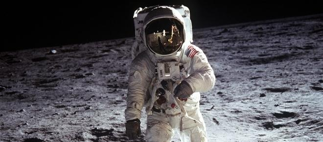 Neil Armstrong's bag of moon dust up for auction