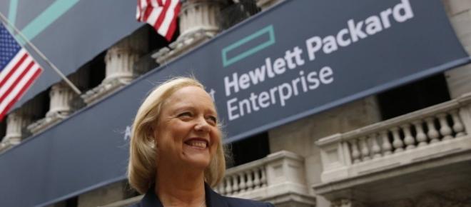 Investire in azioni HP Enterprise
