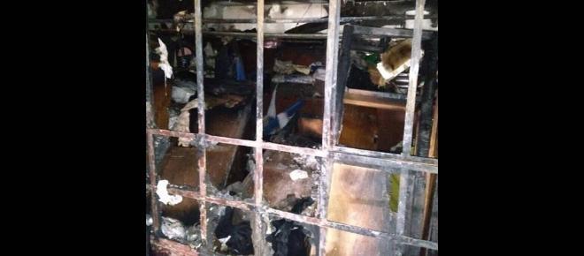 Bellas Artes en peligro por conato de incendio