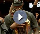 Cleveland Cavaliers talking to Derrick Rose - YouTube screencap (The Covers Tribute Channel)