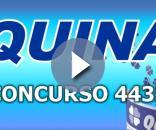 Quem apostou no concurso 4433 da Quina, já pode conferir o resultado